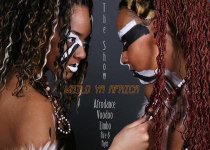 Mbilo ya Africa - Tanzshow