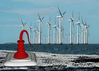 Keine Verbindung? - Netzanschluss von Offshore-Windparks