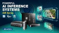 Aaronn Electronic Presents Advantech's Comprehensive AIR Edge AI Inference Systems