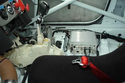 Lüfterloser Embedded Box-PC zur Erfassung und Aufzeichnung von Fahrzeugdaten während des 24h-Rennens am Nürburgring