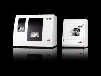 S5 und N4+ - Zwei neue dentale Fräs- und Schleifmaschinen von vhf