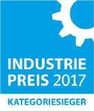 """Auf der Hannover Messe wurde Multec mit dem INDUSTRIEPREIS 2017 in der Kategorie """"Produktionstechnik & Maschinenbau"""" ausgezeichnet"""