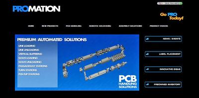 PROMATION Launches Enhanced Web Site