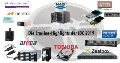 Starline in den Startlöchern: Zur Medienmesse IBC 2019 in Amsterdam