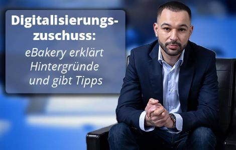 Mohamed Ali Oukassi - Inhaber der E-Commerce Agentur eBakery