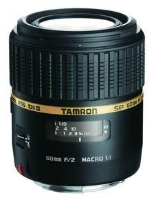 Tamron entwickelt das SP AF60mm F/2.0 Di II Macro 1:1