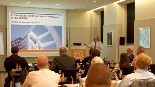 KOGIT Compliance Identity Forum 2012 in Frankfurt