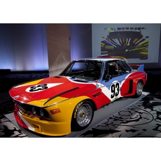 Weltpremiere: Die BMW Art Car Collection im Internet. Legendäre Sammlung als virtuelle Videotour
