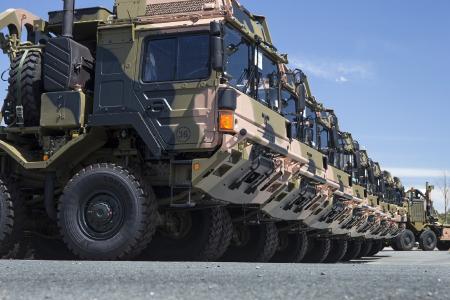 Rheinmetall MAN LKW erreichen wichtigen Meilenstein in Australien