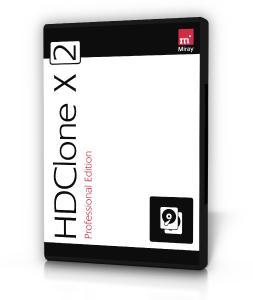 HDClone X.2 Professional Edition