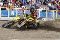 Seewer & Suzuki 5th overall at Assen MX2