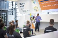 WorldSkills Germany: Competition of the best up-and-coming young professionals in graphic design and printing technology