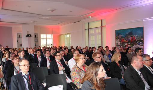 Der Innovationstag 2016 der Würth Industrie Service fand großen Zuspruch
