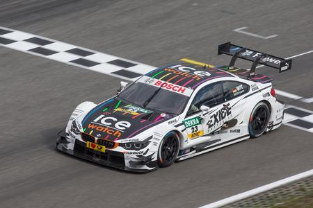 As Official Partner of BMW Motorsport, a BMW DTM M4 showcar will be placed at the Exide stand (Hall 3.1 Stand F10) and the BMW works driver Marco Wittmann will make an appearance for an exclusive 'Meet & Greet' session on Saturday, September 20.