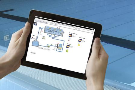 The innovative control system EcoPad provides easy operation and control over complex processes in combination with multi-channel multi-parameter measuring and control units DULCOMARIN® II and DULCOTEST® sensors. Usable on devices with iOS, such as iPad or iPod, as well as tablet PCs with Android