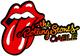 """the Rolling Stones CABLE"" logo"