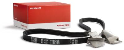 High-quality V-ribbed belts from Herth+Buss