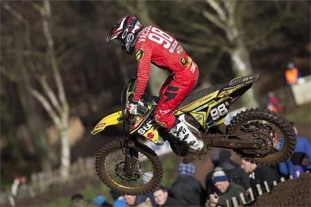 Bas Vaessen (Bild Suzuki)