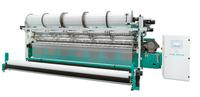 KARL MAYER's Warp knitting machines and warp preparation technology made for India