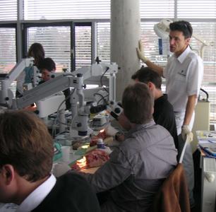 Intensiv und doch entspannt: Die Kurse mit Dr. Josef Diemer am MTC Aalen