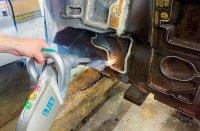 JETLASER – Manuelle und mobiles Laser-Reinigungssystem