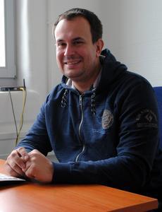 Der neue Teamleiter Softwareentwicklung bei shoptimax – Vaclav Hoblik.
