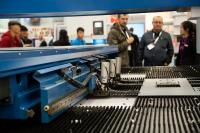 Picture End of Show Press Release EuroBLECH 2018