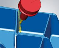 Neue Funktion für eine effiziente 3D- und 5-Achs-Eckenrestmaterialbearbeitung (Quelle: OPEN MIND)