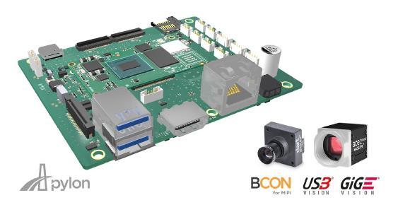 Basler Embedded Vision Processing Kit