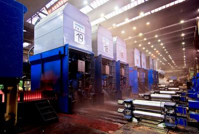 Medium-wide strip mill at Hoesch Hohenlimburg modernized: Biggest upgrade in 25 years improves quality and increases capacity