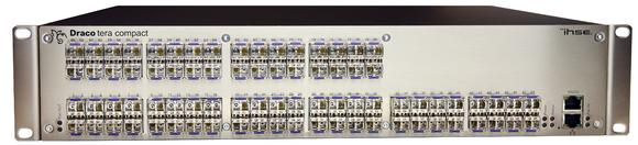 IHSE announces the release of new fiber versions for matrix switch series