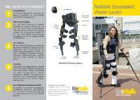 Informationen zum ReWalk Personal 6.0 Exoskelett