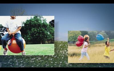 "Pinnacle Studio 12 ""Montage""-Funktion Screenshot spring full"