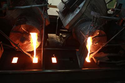 DISA - 30% Productivity Boost for Heavy Castings