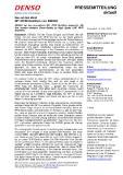 [PDF] Pressemitteilung: SP1 RFID Schlitten von DENSO