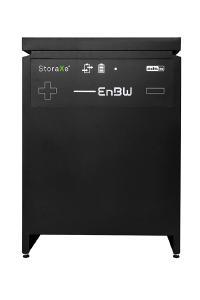 EnBW solar+ Lithium-Ionen-Batteriespeichersystem von ADS-TEC mit einer Speicherkapazität von sechs oder neun Kilowattstunden