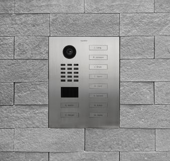 New DoorBird IP Video Door Intercoms for Multi-Tenant Buildings