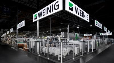 Step by step into the future – with the WEINIG Group