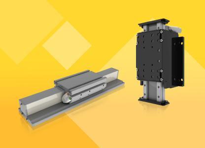 Direkt angetriebene Linearachsen haben im Vergleich zu klassischen Linearachsen einen wesentlich besseren Wirkungsgrad und eine höhere Überlastfähigkeit