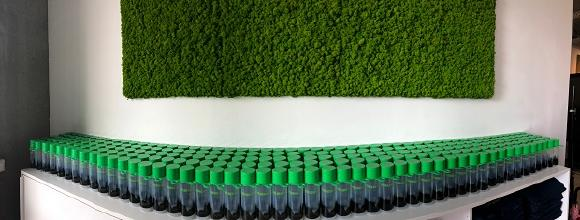 Die Heidelberg iT-Bottle unterstützt die Water Is Right-Stiftung www.waterisright.org Foto: Heidelberg iT