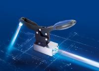 Auf der Motek zeigt KIPP unter anderem die innovative Produktlinie FEATURE grip, zu der ein Schnellspanner mit Kraftsensor gehört