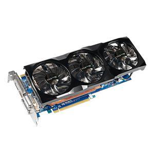 Gigabyte GeForce GTX 670 OC, Windforce 3X, 2048 MB DDR5, DP