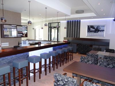 Abendveranstaltungen können in der eigenen Lounge stattfinden