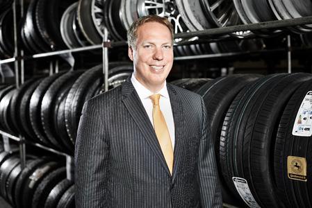Alexander Bahlmann, Leiter Presse- & Öffentlichkeitsarbeit Pkw-Reifen
