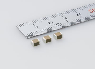 TAIYO YUDEN Starts Commercialization of the World's First 1,000 μF Multilayer Ceramic Capacitor