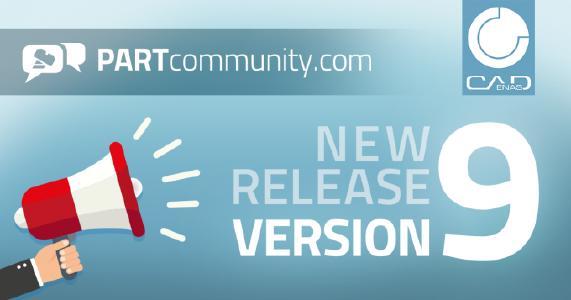 Scopri le novità della versione 9 di PARTcommunity con nuove fantastiche funzionalità dal punto di vista del marketing