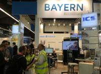 Erfolgreiche Messepartnerschaft: ICS AG und Bayern Innovativ