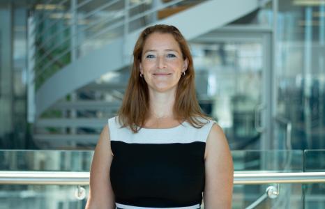 Anne Uekermann, Marketing Managerin DACH von Qualtrics
