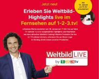 Kooperation 1-2-3.tv und Weltbild