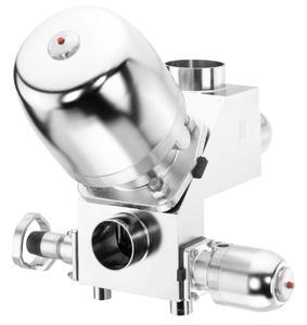 GEMÜ Edelstahl-Ventilblock P600M